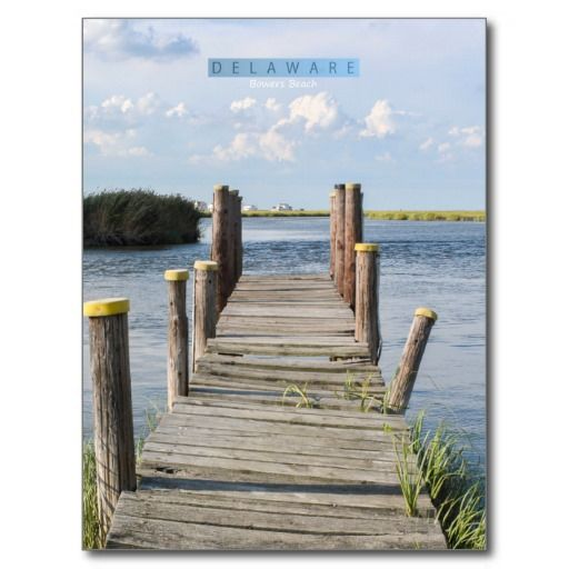 Delaware. Post Card