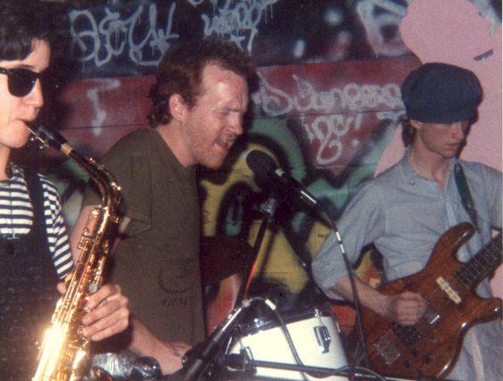 Another Jb Band:  Jen Joseph, Junglebook, and Jeff Mooney.