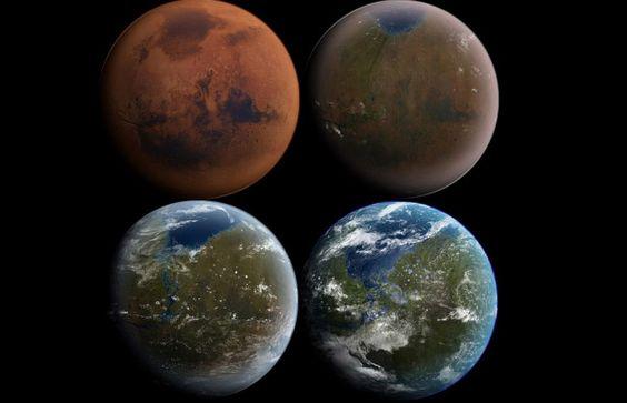 Elon Musk. Lanzar bombas nucleares sobre Marte para colonizarlo