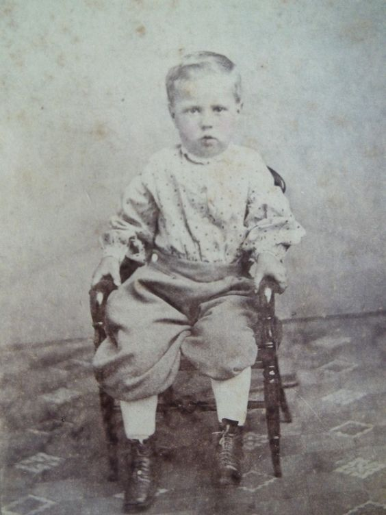 CWE CDV Cute Adorable Little Boy Sweet Face Crossed Out Photographer Lewisburg | eBay