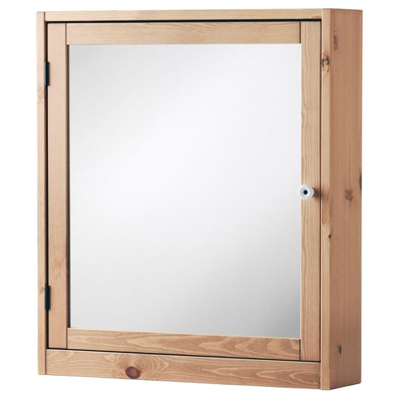 Photo Gallery On Website SILVER N Mirror cabinet light brown