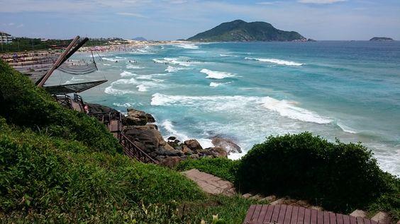 Costão do Santinho, Florianópolis, SC, Brazil