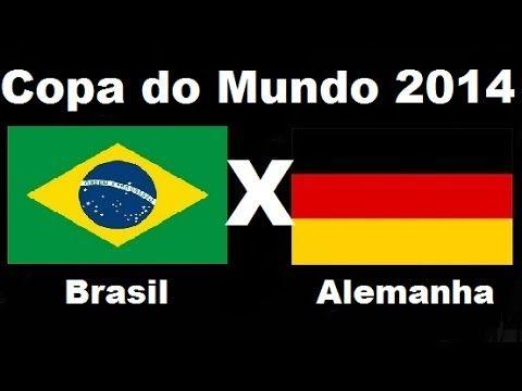 Brasil 1 X 7 Alemanha Humilhante Semifinal Copa Do Mundo 2014 Jogo Completo Audio Tv Globo Youtube Copa Do Mundo 2014 Copa Do Mundo Voce Me Completa