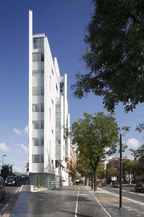 Résidence étudiante de 67 logements Porte de Vanves à Paris 14e | Projet…