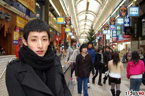 lee sook hyuk my favorite white Christmas character. | <3 Namja <3 ...