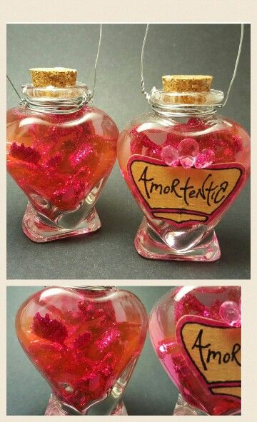 Amortentia potion Harry Potter love potion ornament                                                                                                                                                                                 More