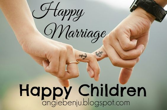 Happy Marriage, Happy Kids #marriage #parenting #christianmarriage #christianparenting