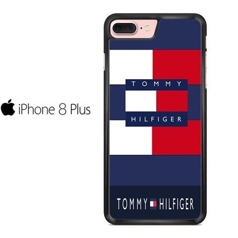 Block Color Tommy Hilfiger Iphone 8 Plus Case   Iphone 8 plus ...