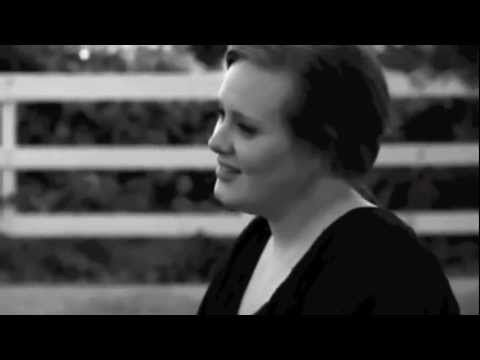 Adele - One and only... this is truly an amazing song it feels really raw and shows her true talent