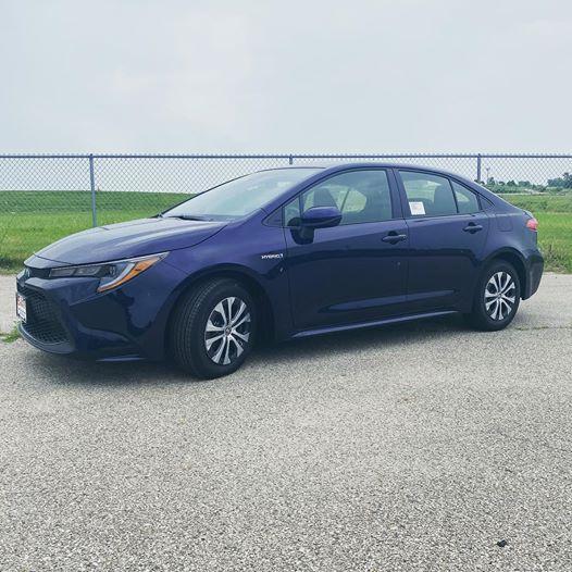 2021 Corolla Hybrid Is Here In 2020 Toyota Corolla Iowa City Corolla