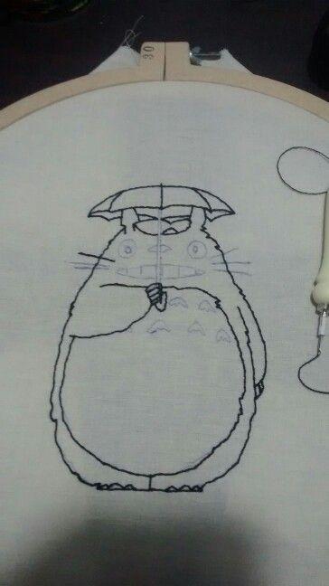 Totoro mágico