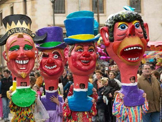 Les plus beaux carnavals de France - Carnaval de Châlon sur Saone