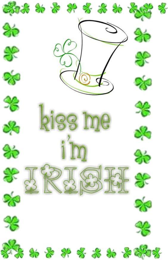 """I'm Irish !!!!!"" by amylouise-1 ❤ liked on Polyvore"