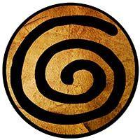 Simboli celtici che significano spirale celtica