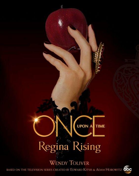 Regina Rising by Wendy Toliver