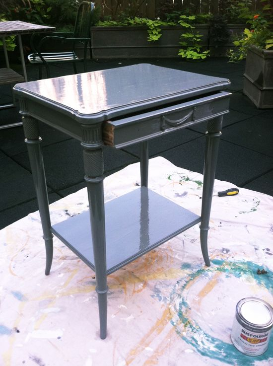 What Supplies To Use For Painting Furniture Painting