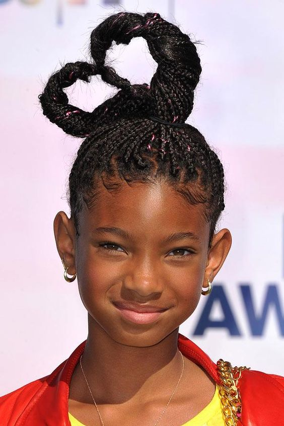 Superb Ponytail Hairstyles Child Hairstyles And Best Hair On Pinterest Hairstyles For Women Draintrainus