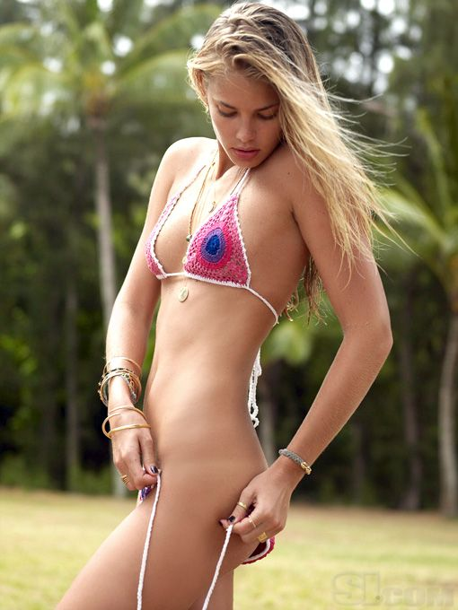 Tori Praver - Sports Illustrated Swimsuit 2008 Location: Maui, Hawaii, United States, Maui Photographed by: Stewart Shining