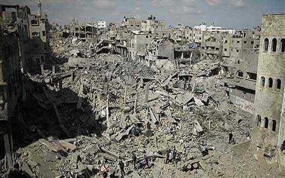 ما هو اساس الدمار كيف سيتم تغير حال العالم ابدأ بنفسك ليتغير الاخرون Aerial Photo City