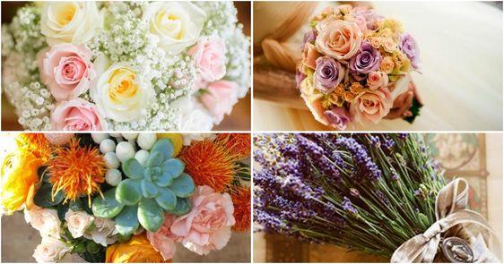 7 consejos para elegir tu ramo de novia