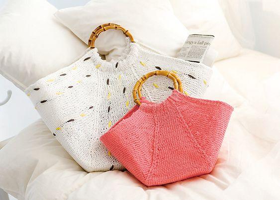 Ravelry: 215ss-09 Hard Basket pattern by Pierrot (Gosyo Co., Ltd) - free knitting pattern