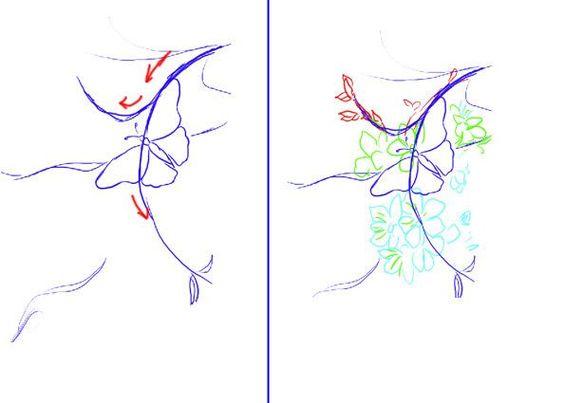 Cómo hacer un hermoso paisaje de la mariposa de primavera - Tutorial de Photoshop - Pxleyes.com