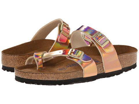 pink mayari birkenstock sandals