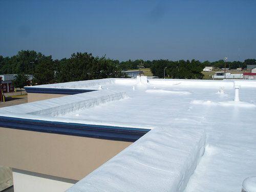 Advantages Of Spray Foam Roofs Foam Roofing Spray Foam Roofing Roofing Systems