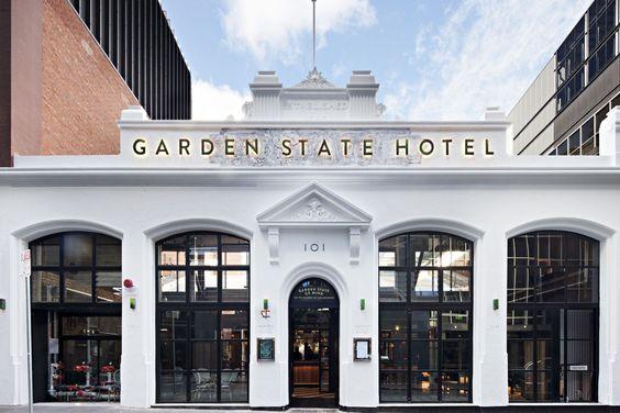 Garden State Hotel by Techne Architecture + Interior Design