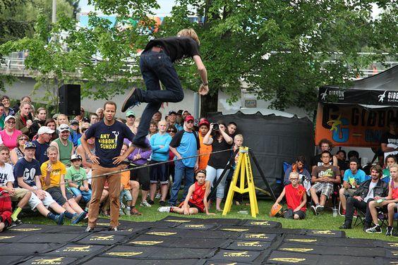 Spokane Hoopfest