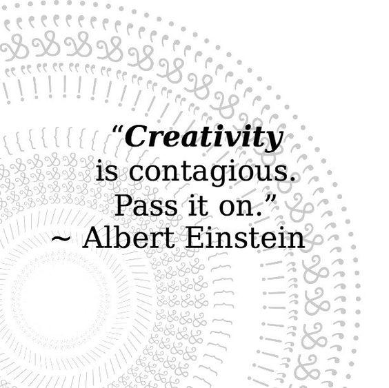 Creativity-Albert Einstein