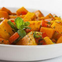 Salada de casca de abóbora - Imagem ilustrativa  - Foto: Getty Images