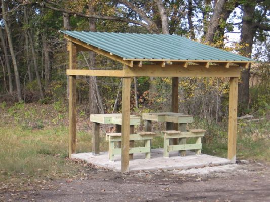 Outdoor Shooting Range Design Plans