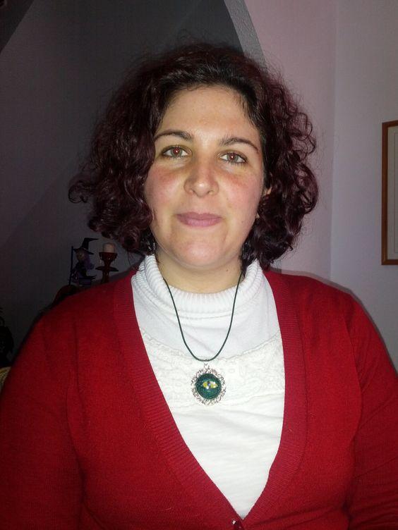 Cristina y su Ojo de Dragón