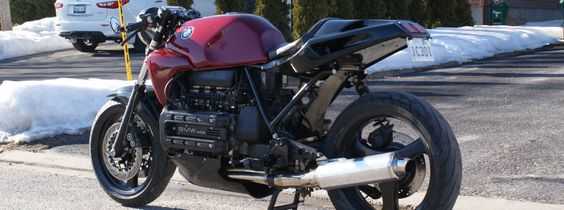 kaferacer | Creating a Cafe Racer out of a 1985 BMW K100 | Page 3