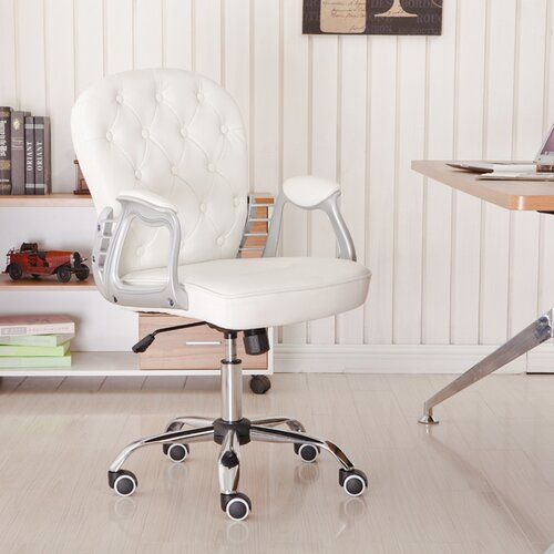 Symple Stuff Desk Chair In 2020 Desk Chair Mesh Office Chair Chair