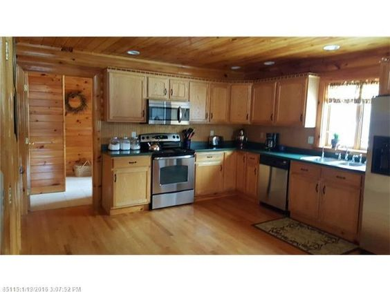 Found this house on realtor.com in Orrington. Beautiful, but out of my price range.