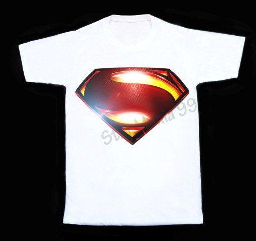 Man of Steel T Shirt Super Man Shirt Henry Cavill by StarMania99, $17.00