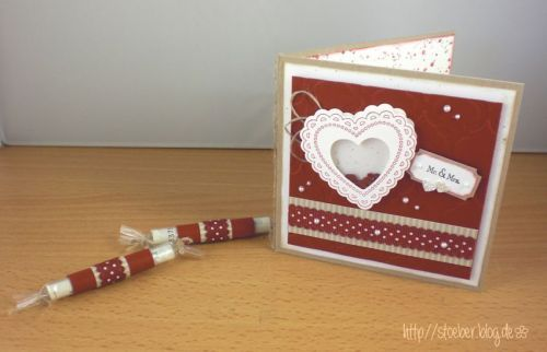 stampin up, cards wedding