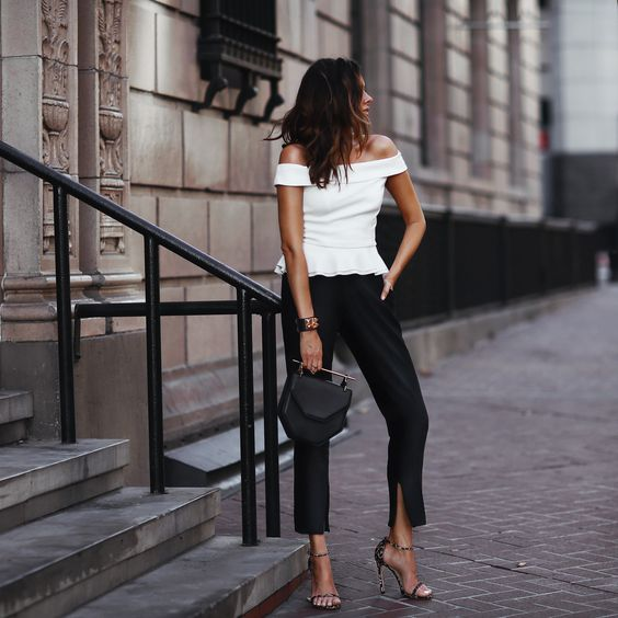 Shop ABS by Allen Schwartz | Check out our Chic of the Week: Erica Hoida from Fashioned Chic
