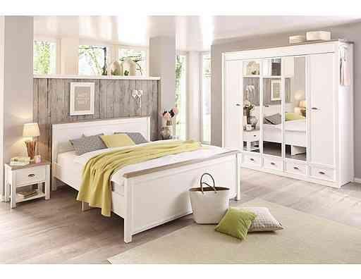 Bett, Home affaire, »Chateau« im naturloftde Versandhandel - neckermann möbel schlafzimmer