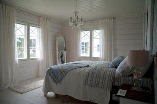 Koti, jossa viihdytään: Vanhempien makuuhuone
