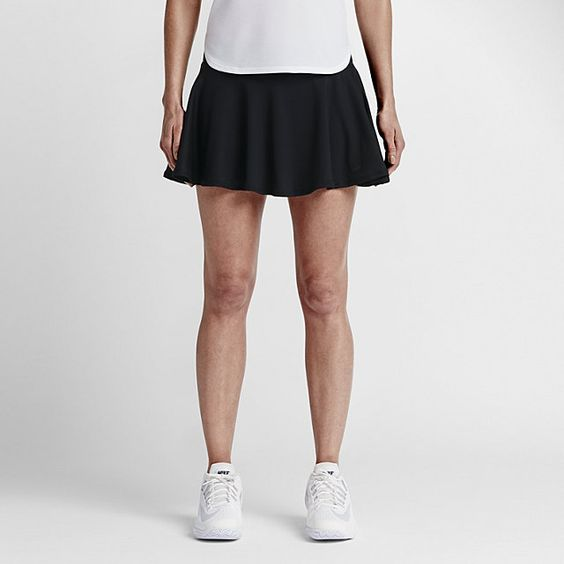 NikeCourt Baseline Women's Tennis Skirt. Nike.com