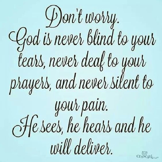 Thank you Lord for always hearing and seeing me!