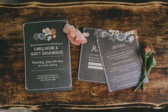 Forest Campground Wedding - Emily + Scott