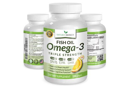 Top 10 Best Omega 3 Fish Oil Supplements In 2020 Reviews