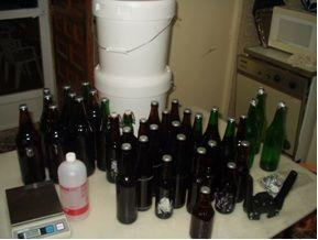 Todo para hacer cerveza por primera vez, de manera sencilla