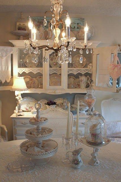 Gorgeous Romantic Home Decor