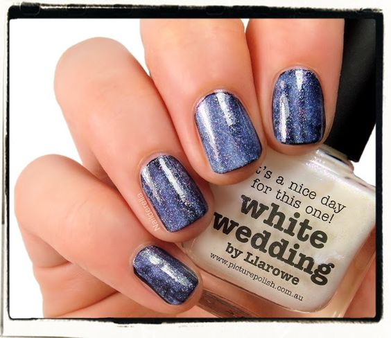 piCture pOlish - White Wedding | Nailderella