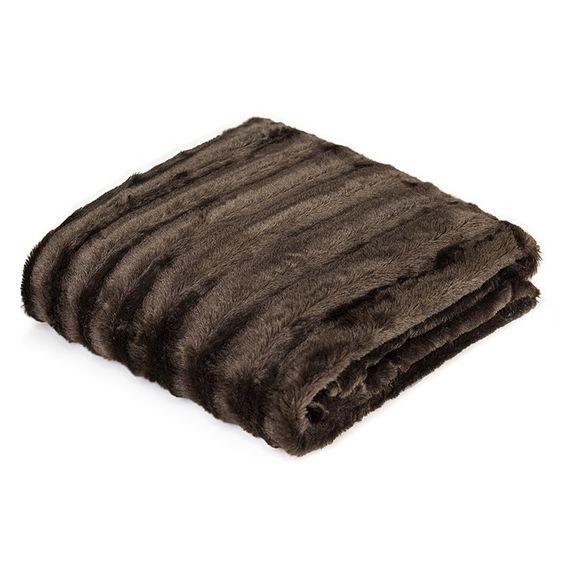 Madison Park Duke Polyester Throw Blanket & Reviews | Wayfair